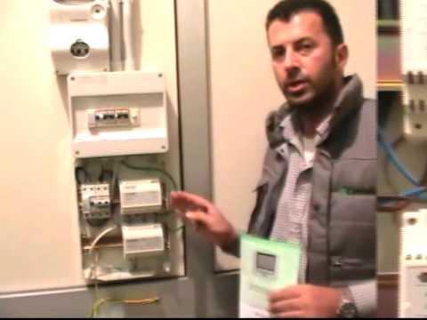 comelit wiring diagram chevy express trailer ipower (français) - installation à l'extérieur youtube