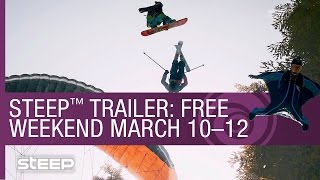 Steep Trailer: Free Weekend - March 10-12