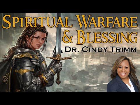 Spiritual Warfare & Blessing: Dr. Cindy Trimm