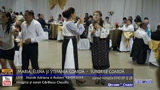 Surorile Coarda - La dusmani prafu se alege Colaj SARBA LIVE Nunta Robert si Adriana