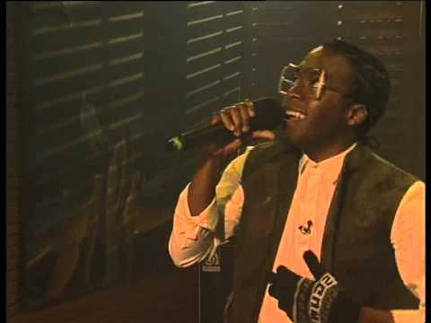 SAMA winning rapper, iFani performs 'Lingoma Ezimnadi' live in studio (10 June 2014)