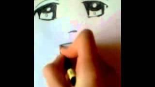 Как рисовать аниме. How to draw anime