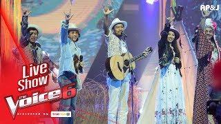 โชว์ทีมสิงโต นำโชค - คนล่าฝัน - Live Show - The Voice Thailand - 18 Feb 2018