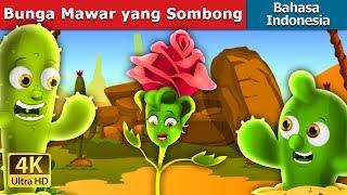 Gambar cover Bunga Mawar yang Sombong | Dongeng anak | Dongeng Bahasa Indonesia