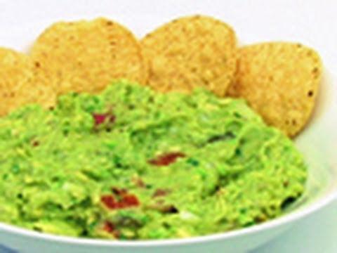 How To Make Guacamole - Easy Recipe