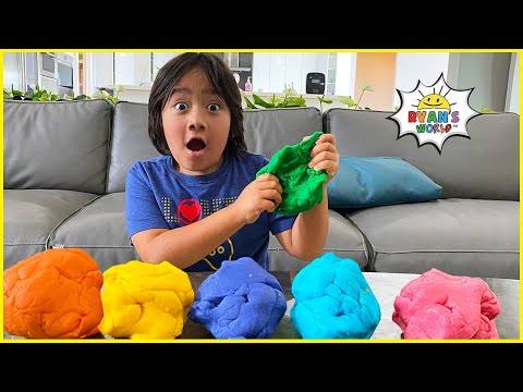 DIY Homemade Playdough
