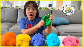 DIY Homemade Playdough and more 1hr fun activities for kids!!!