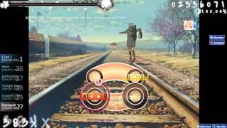 Osu! Abe Mao - I wanna see you [Hard] + DoubleTime + Hidden SS