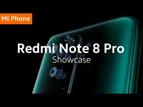 Xiaomi Redmi Note 8 Pro (64GB) Forest Green