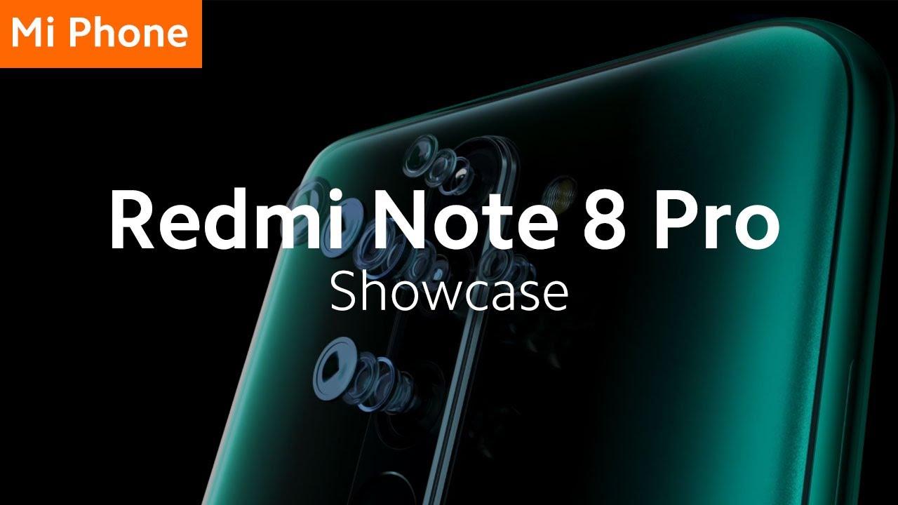 Redmi Note 8 Pro Pioneer Of 64mp Quad Camera Youtube