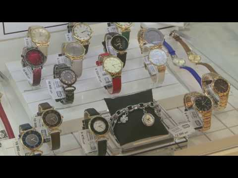 Видео презентация магазина наручных часов 22-10.ru