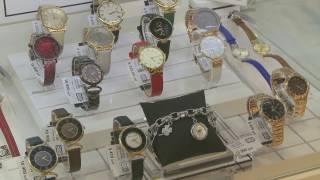 видео Магазин часов. Наручные часы: швейцарские, японские. Оригиналы.