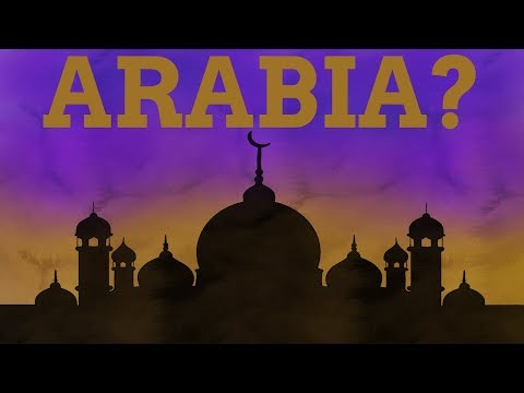 Was There A Country Just Called Arabia?
