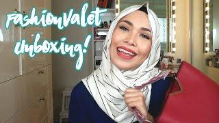 FashionValet Shopping Haul - Unboxing