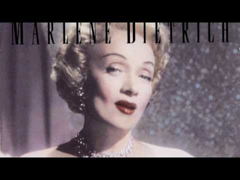 Marlene Dietrich Live At The Cafe De Paris