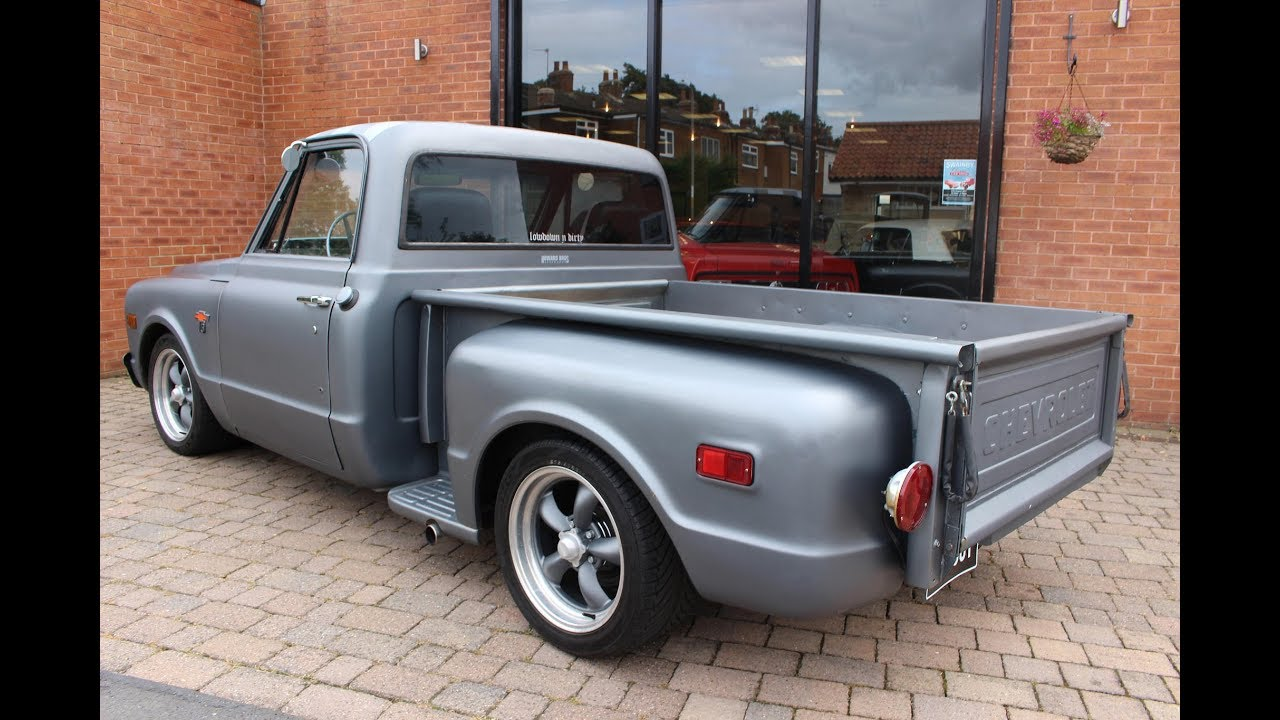 Maxresdefault on 1968 Chevy C10 Pick Up