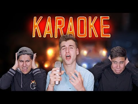 Singing Karaoke On Reaction Time!