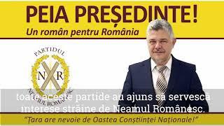 PEIA PRESEDINTE - Un roman pentru ROMANIA