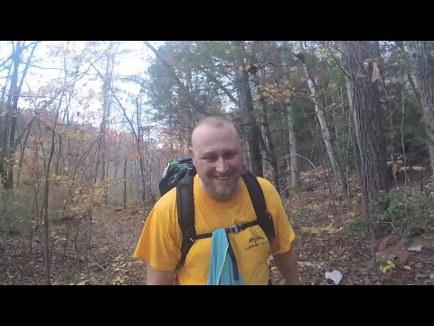 Big South Fork Adventure / 18.6 miles turns to 12.6 miles due to Honey Creek Loop Trail