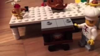"Лего самоделка ""королевский стол"""