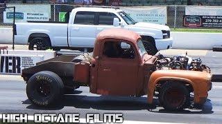 rust bucket 53 ford powerstroke by rtc performance