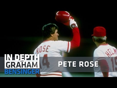 Pete Rose: Why I cried