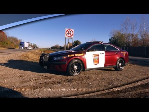 Make A Difference: Become A Minnesota State Trooper