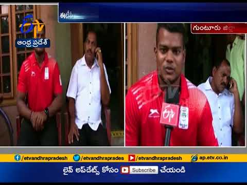 Thanks to Eenadu ETV For Giving More Encouragement |  Weightlifting Gold Medalist Ragala Rahul