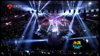 周杰伦-《惊叹号》-江苏卫视2013跨年演唱会-HD