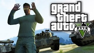GTA 5 THUG LIFE #99 - MILITARY BASE TAKEOVER! (GTA V Online)