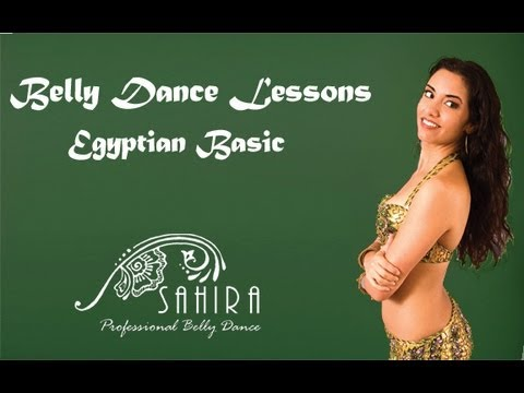 Belly Dance Lessons - Egyptian Basic
