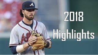 Dansby Swanson - 2018 Highlights | Atlanta Braves