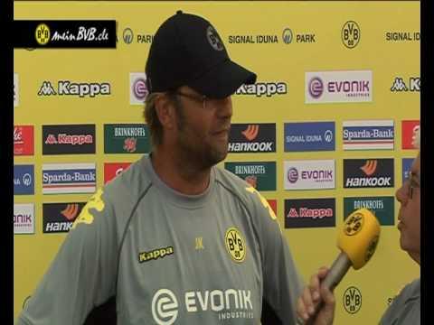 Trainingslager Tag 8 - Jürgen Klopp zieht eine Bilanz des Trainingslagers
