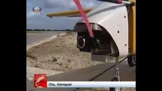 Aeronaves não tripuladas da Força Aérea Portuguesa (UAV - Unmanned Aerial Vehicle) - Reportagem SIC