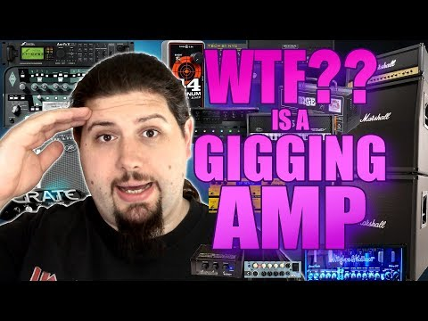 Gigging amps - Which Amp Should I Get?