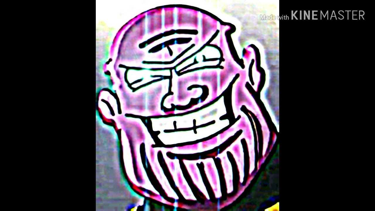 Thanos Beatbox Earrape Youtube