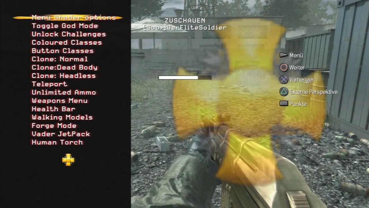 Call of duty 4: modern warfare | codjumper mod. (ps3) (tutorial.