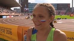 IAAF World U20 Tampere – Nika Glojnaric SLO 100M Hurdles Heat 4
