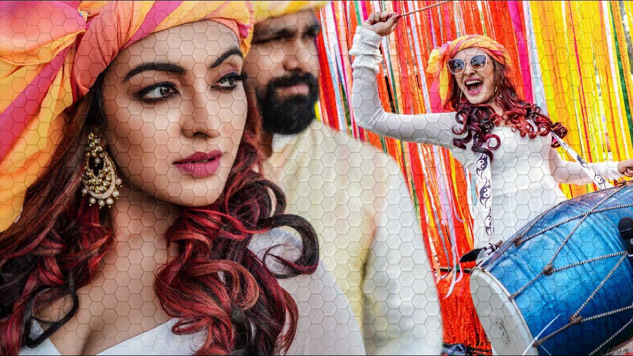 Actress Durga Krishna & Arjun Ravindra (Official Video)|| Haldi ki holi ||