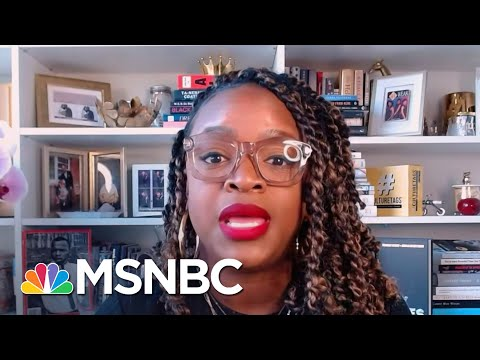 Activists on Defunding The police: 'We're Not Talking About Gotham Without Batman'   MSNBC