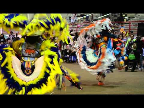 9th San Juan College Contest Pow Wow - Digital Media Arts and Design