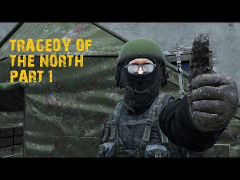 THE TRAGEDY OF THE NORTH 62