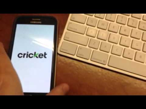 How To Unlock Your Samsung Galaxy S6 From Cricket Wireless - YT