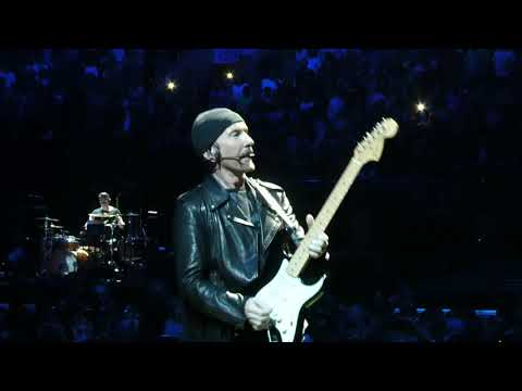 """""""Pride (In the Name of Love)"""" U2@Wells Fargo Center Philadelphia 6/13/18"""