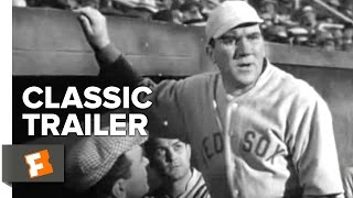 The Babe Ruth Story (1948) Official Trailer - William Bendix, Claire Trevor Biography Movie HD