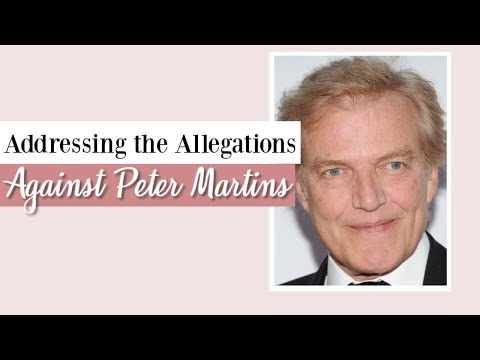 Addressing the Allegations Against Peter Martins | Kathryn Morgan