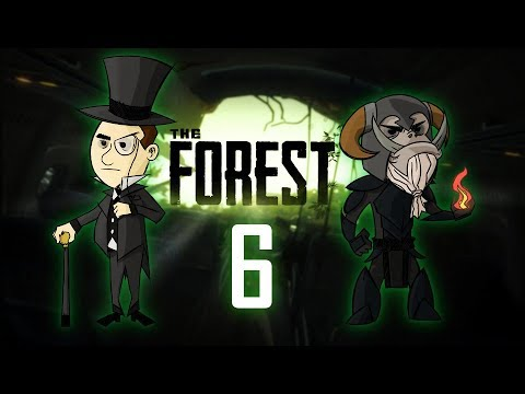 THE FOREST #6 : Mutant Skinned Chicken Monster Jumpy Thing From Hell!