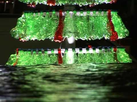 Decoraciones navide as ecol gicas en par s youtube - Decoraciones navienas ...