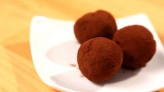 How To Make Chocolate Truffles | Candy Making