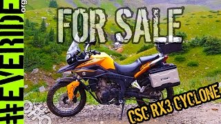 For Sale: Zongshen Csc Rx3 Cyclone 250 #everide